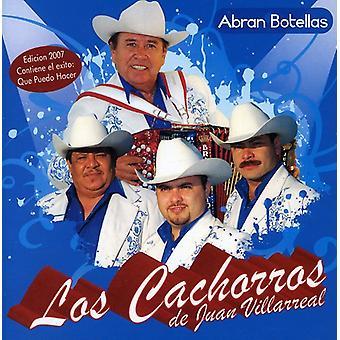 Cachorros De Juan Villarreal - Abran Botellas [CD] USA import