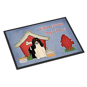Dog House Collection Swiss Hound Indoor or Outdoor Mat 18x27