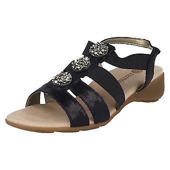 Las señoras inteligentes retan sandalias R5267