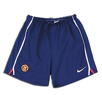 08-09 Man Utd away shorts - Kids