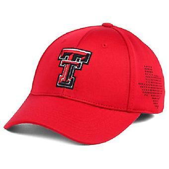 "Texas Tech rode Raiders NCAA TOW Rails"""" Stretch ingerichte hoed"