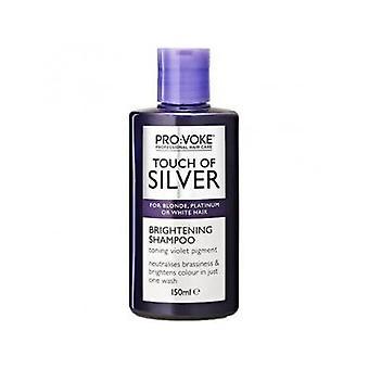 Pro: voke Touch di argento Brightening Shampoo
