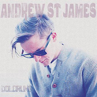 Andrew st. James - Doldrums [CD] USA import