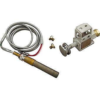 Raypak 600525B chauffage gaz naturel pilote avec Kit générateur
