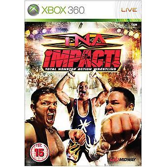 TNA Impact (Xbox 360)-fabriek verzegeld