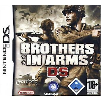 Brothers in Arms (Nintendo DS) - Fabrik versiegelt