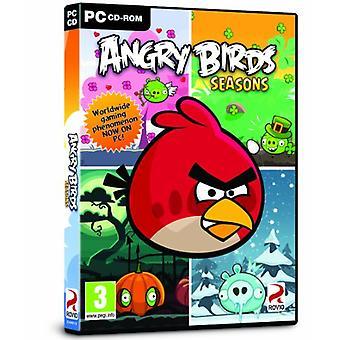 Angry Birds Seasons (PC CD) - Uusi