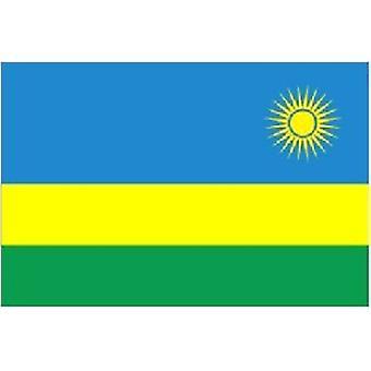 Rwanda Flag 5ft x 3ft