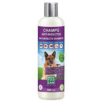 Men For San Shampo Cani Anti Insetti 300 ml (Cani , Toelettatura ed igiene , Shampoo)