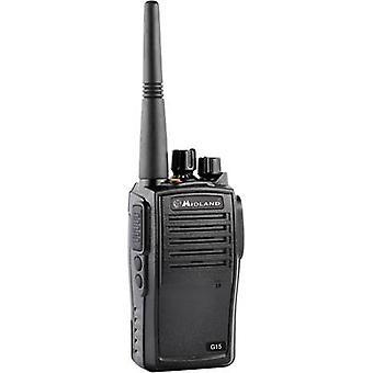 Midland G15 C1127 PMR handheld transceiver