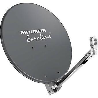 Kathrein KEA 850 SAT antenne 85 cm reflecterend materiaal: Aluminium grafiet