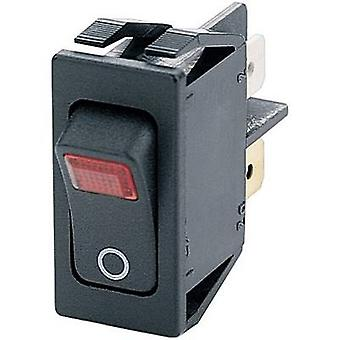 Marquardt Toggle switch 1555.3102 250 V AC 16 A 2 x Off/On IP40 latch 1 pc(s)