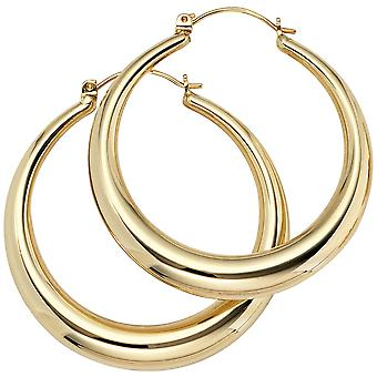 Hoops 333 gold yellow gold gold gold gold hoop earrings earrings
