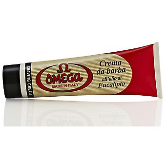 Omega 45100 Shaving Cream Tube - 100ml