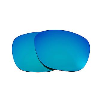 SEEK Replacement Lenses Compatible for Oakley ENDURO Polarized Blue Mirror