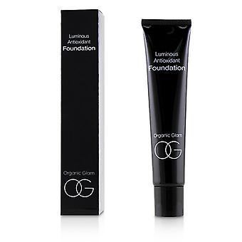 The Organic Pharmacy Organic Glam Luminous Antioxidant Foundation - # 03 - 40ml/1.4oz