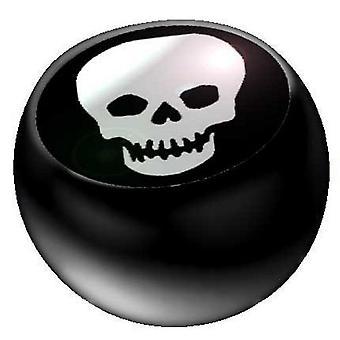 Lävistyksiä korvaaminen pallo musta, Body korut, kallo | 1,6 x 5 ja 6 mm