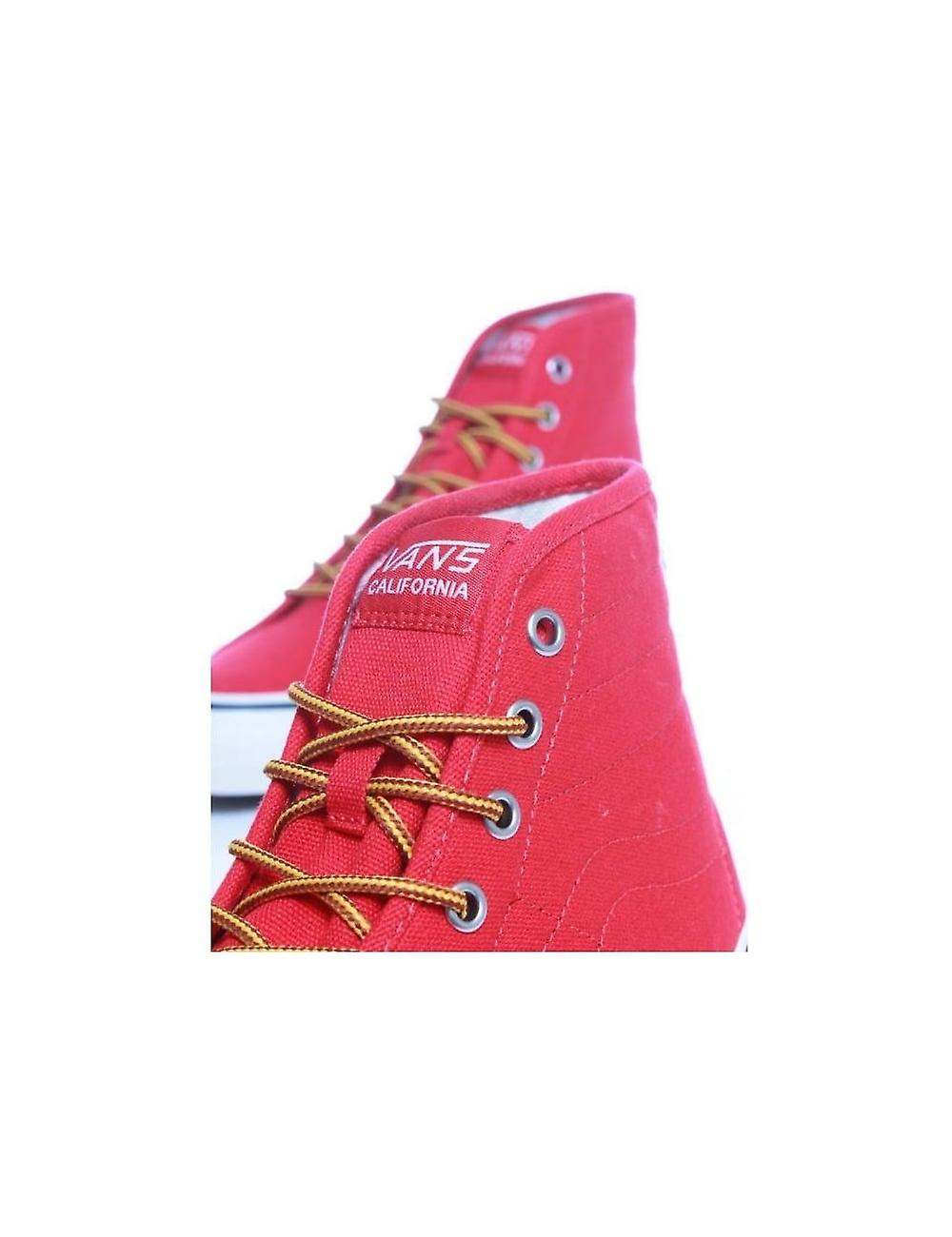 VANS California Sk8-hi liaison Boots - rouge