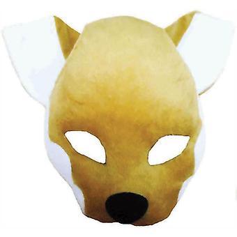 Fox naamio panta + ääni.
