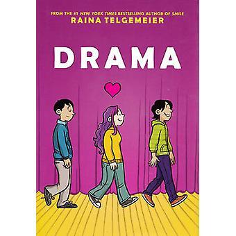 Drama von Raina Telgemeier - 9780545326995 Buch