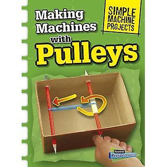 Máquinas com roldanas por Chris Oxlade - livro 9781406289275