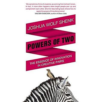 Powers of Two - Finding the Essence of Innovation in Creative Pairs by