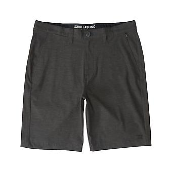 Billabong Crossfire X Amphibian Shorts in Asphalt
