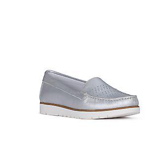 IGI & co waxed denim shoes