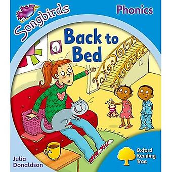 Oxford Reading Tree: Etape 3: plus les oiseaux chanteurs Phonics: retourner au lit