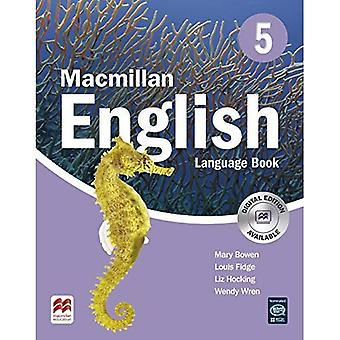 Macmillan English 5: Language Book (High Level Primary ELT Course for the Middle East)