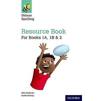 Nya Nelson stavning resurser bok KS1