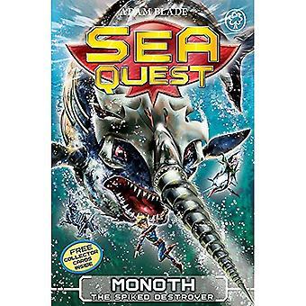 Sea Quest: 20: Monoth spetsade jagaren