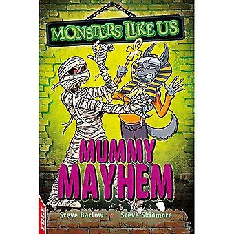 BORD: Monstres que nous: momie Mayhem (EDGE: monstres que nous)