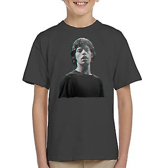 TV Times Mick Jagger Of The Rolling Stones 1965 Kid's T-Shirt