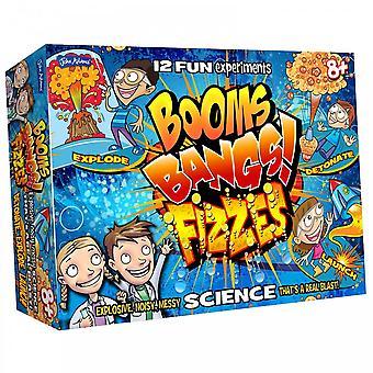 John Adams Booms Bangs & Fizzes