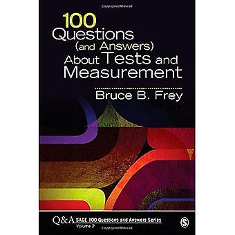 100 Fragen (und Antworten) über Tests und Messungen (Salbei 100 Fragen und Antworten)