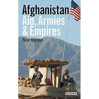 Afghanistan - steun, legers en rijken