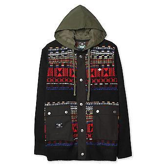 LRG Nomad trui Pullover hoodie zwart