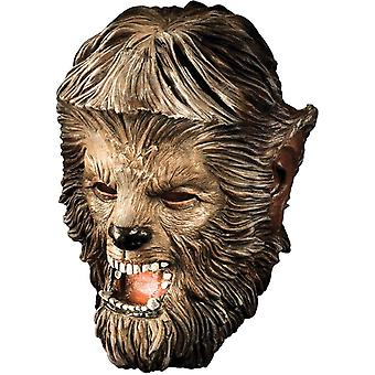 Wolfman Deluxe lateksowe maski na Halloween
