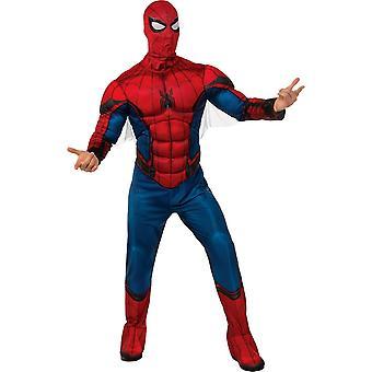 New Spiderman Adult Costume