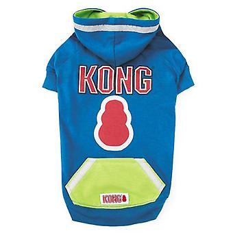 Kong Reflective Pullover Coat for Dogs Walking Safety Vest, Blue