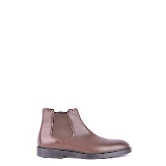 Fratelli Rossetti Ezbc052004 Men's Brown Leather Ankle Boots