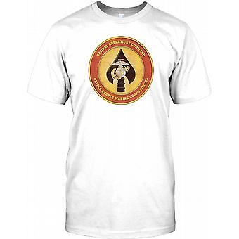 USMC Special Operations Command - Marines Herre T-shirt
