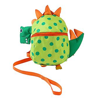 Red Kite Dinosaur Toddler Back Pack with Rein