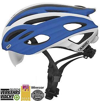 Τσάι in-Vizz ποδήλατο κράνος/αγώνας μπλε