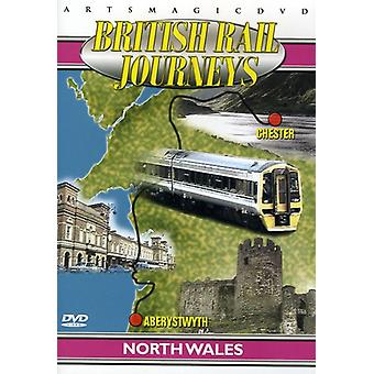 British Rail Journeys-North Wales [DVD] USA import