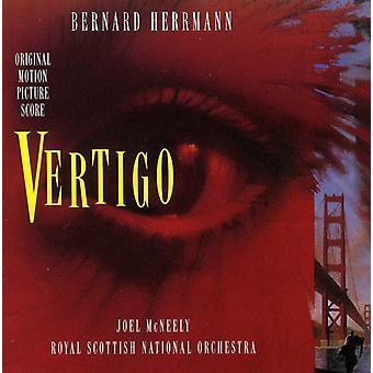 Bernard Herrmann - Vertigo [CD] USA import