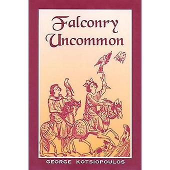 Falconry Uncommon - Ancient Japanese Falconry by George Kotsiopoulos -