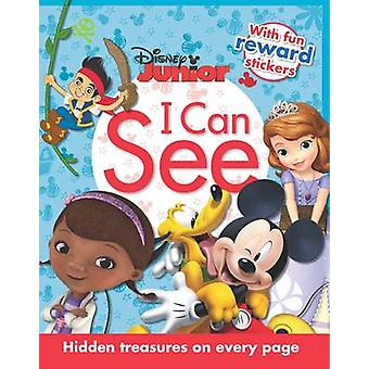 Disney Junior I Can See - 9781472331748 Book
