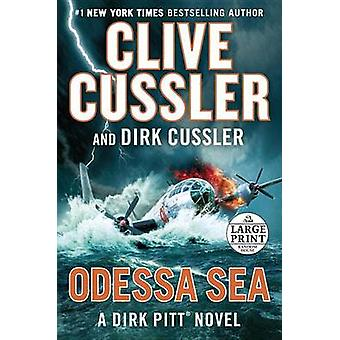Odessa Sea by Clive Cussler - 9781524708917 Book